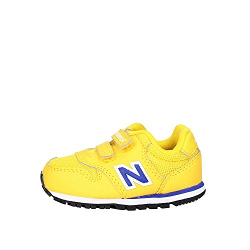 new balance 500 gialle