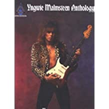 Yngwie Malmsteen Anthology: Guitar Recorded Versions (Tab)