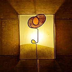 Lámpara de mesa artesanal, ideal habitación infantil ...