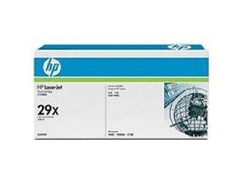 C4129X HP Toner Cartridge 29X Schwarz HP 29X ca. 10.000 Seiten, für Laserjet 5000 / 5000N / 5000GN. -