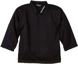 Sherwood Practice Maillot d'entraînement en jersey pour enfant Noir Noir XXS