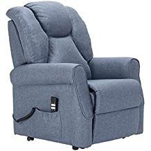 Blu Relax Poltrone.Poltrone Relax Blu Amazon It
