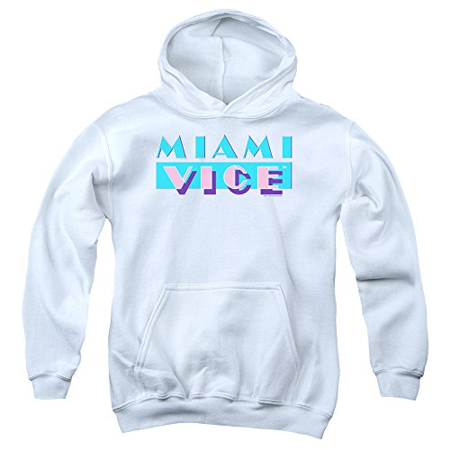 Miami Vice Logo Hoodie Official