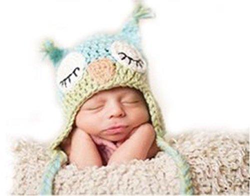 35-36cm Baumwolle Klar Und GroßArtig In Der Art Stirnband Haarband Baby Mint Hellblau Fotoshooting Gr.ca Kleidung, Schuhe & Accessoires