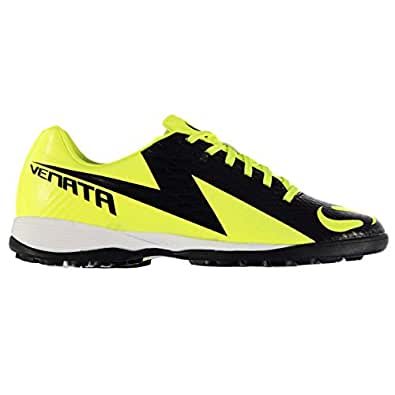 dde5790ab Sondico Mens Venata Astro Turf Trainers Football Boots Sport Lace Up ...
