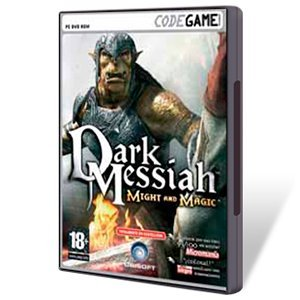 Dark Messiah Might and Magic - Codegame
