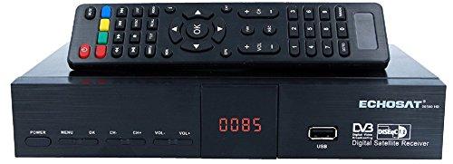 Echosat digitaler SatReceiver 20500HD für freien Empfang, ohne PVR Funktion