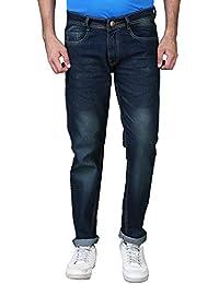 Demokrazy Men's Regular fit Denim Jeans