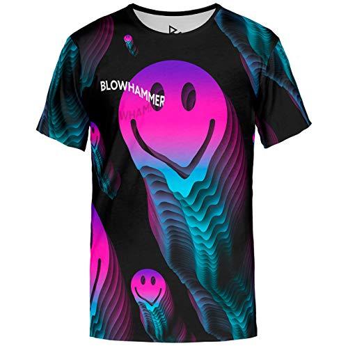 Blowhammer T-Shirt Uomo - Fake Smile Tee - L