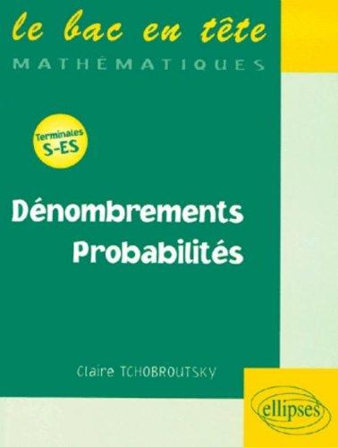 5. Dénombrements - Probabilités