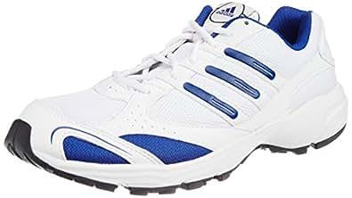 adidas Men's Rolf M White, Cobalt and Black Mesh Running Shoes - 11 UK