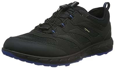 ECCO Men's Terratrail Trail Running Shoes, Black (51052black/Black), 7 ½ UK (41 EU)