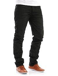 Japon rags dENIM jeans pour homme zERO/icone-noir