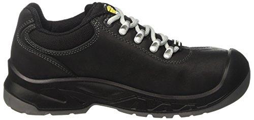 Diadora Diablo Low S3 Ci, Chaussures De Travail Noires Unisexe-adultes