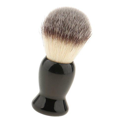 Sharplace Cepillo Afeitar Barbero Navaja Cabello Nylon