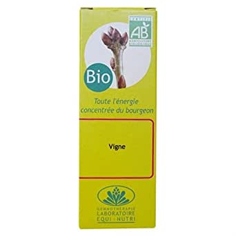 Bourgeon de VIGNE (vitis vinifera) Bio- Inflammation intestinale - 30 ml