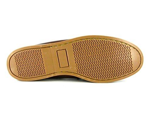 J.BRADFORD Chaussures Bateaux JB-BOAT Marron Marron