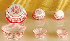 GiviItalia 25330 120 - Vasos para tartas (240 x 2 cm), color blanco