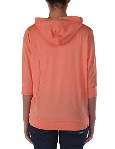 Bench Damen Sweatshirt Kapuzenjacke Packon Coral