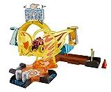 Blaze y los Monster Machines- Pista de Acrobacias monstruosas en Axle City, (Mattel GFC08)