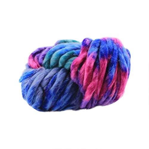 TianranRT Super Weich Glatt Natürlich Seide Wolle Garn Stricken Pullover Stricken Garn (I) - Seide Stricken Tasche