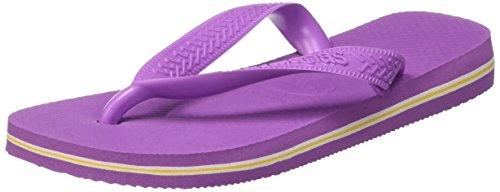Havaianas Brasil, Tongs Mixte Adulte Violet (Purple)