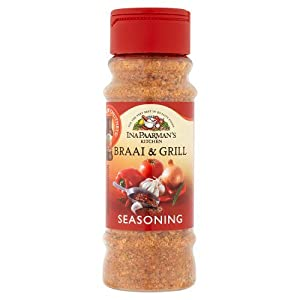 Ina Paarman Braai and Grill Seasoning, 200ml from Paarmans Foods