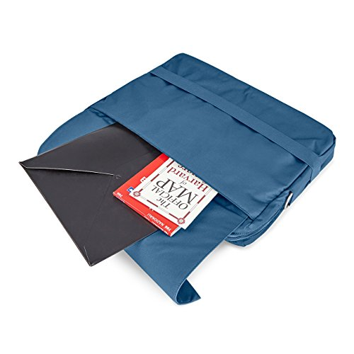 Moleskine ET73DBH15B31 Borsa con Banda Elastica, Blu Blu