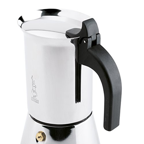 41qkJ0vfxRL. SS500  - Bialetti Venus Induction 'R' Stovetop Coffee Maker (10 Cup)