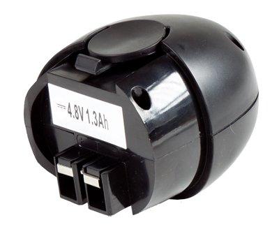 Preisvergleich Produktbild MTEC Akku 1300mAh 6,24Wh 4,8V für Metabo PowerGrip 2 PowerGrip Flashlight PowerMaxx 6.00063.50 6.02410.50 6.00064.50 6.27000.00 ersetzt Originalakku Bezeichnung: 6.31858 6.31858.00 6.27270 6.27270.00 6.27271 6.27271.00 6.27273 6.27273.00