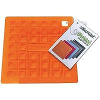 orange gants et maniques linge de table cuisine maison. Black Bedroom Furniture Sets. Home Design Ideas