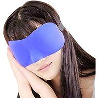 YiyiLai Einfarbig Form Augenmaske Augenblende Schlafmaske Blau preisvergleich bei billige-tabletten.eu