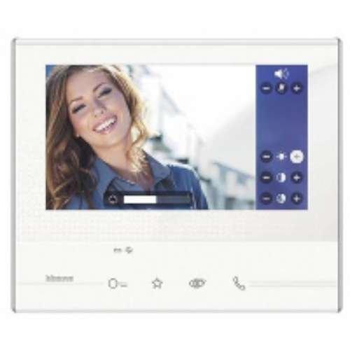Immagine di BTicino 344642 Videocitofono Classe 300 X13E, Bianco Chiaro