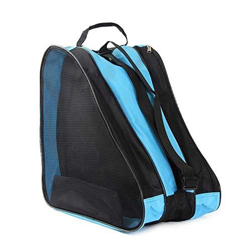 TAOXIJIA Winter-Schlittschuh-Tasche, große Kapazität, Ski- und Schneestiefel, tragbare Tragetasche, für Winter, Outood, Sportschuhe, Zubehör Multi