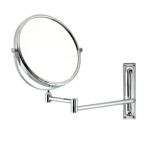 pivotal-wall-mounted-extendable-chrome-bathroom-vanity-mirror-3x-magnification