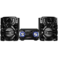 Panasonic SC-AKX660E-K 1700 Watt High Power Mini Hi-Fi System (Black)