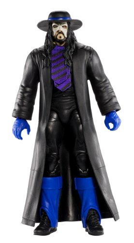 THE UNDERTAKER FLASHBACK ELITE SERIE 23 (Uk Cara Sin Kostüm)