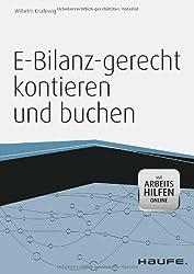 E-Bilanz-gerecht kontieren und buchen -mit Arbeitshilfen online