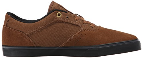 Emerica The Herman G6 Vulc Herren Skateboardschuhe brown/black