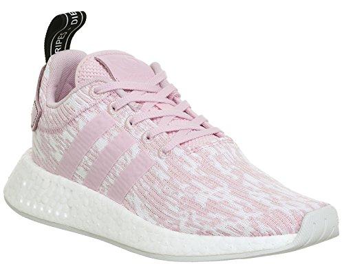 adidas Nmd_r2 W, Sneaker a Collo Basso Donna Rosa