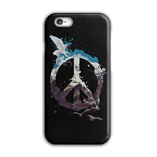 Frieden Taube Cool Mode Vogel Leben iPhone 6 / 6S Hülle | Wellcoda