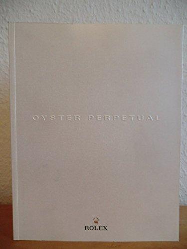 Rolex Oyster Perpetual (deutschsprachige Ausgabe)