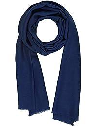 fd81b734869e Made dans Kashmir  Cachemire Ressentir Écharpes Hiver 18-19 La laine Soie  Mélange Épais Foulards Aux femmes Pour…