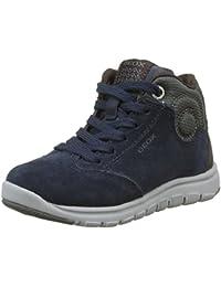 Geox Jungen J Xunday Boy D Hohe Sneaker