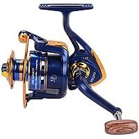 TY Moulinet pour pêche Moulinet spinnerbaits 5.21 12 Roulements à billes EchangeablePêche d'appât Pêche sur glace Pêche aux spinnerbaits