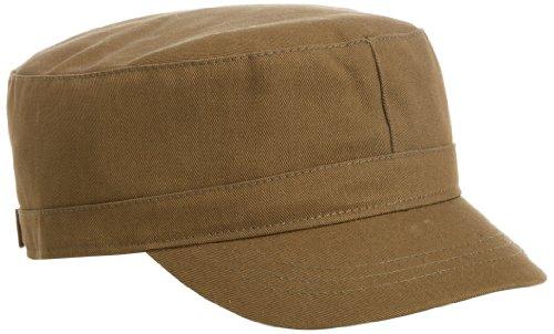 Kangol - Casquette de Baseball Homme Cotton Adjustable Army cap - Vert  (Green) - 85b9acbee2b