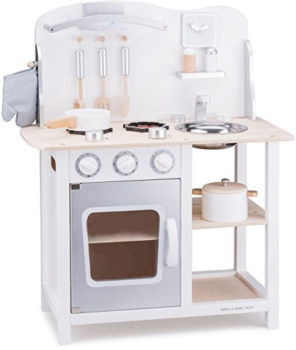 New Classic Toys Toys-11053 Kitchenette - Bon...