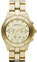 Marc Jacobs Blade Chrono Reloj de Oro MBM3101 de Marc by Marc Jacobs