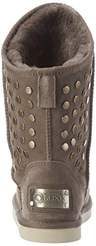 Australia Luxe Collective Damen Pistol Kurzschaft Stiefel Grau (Mortar)