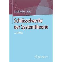 Schlüsselwerke der Systemtheorie